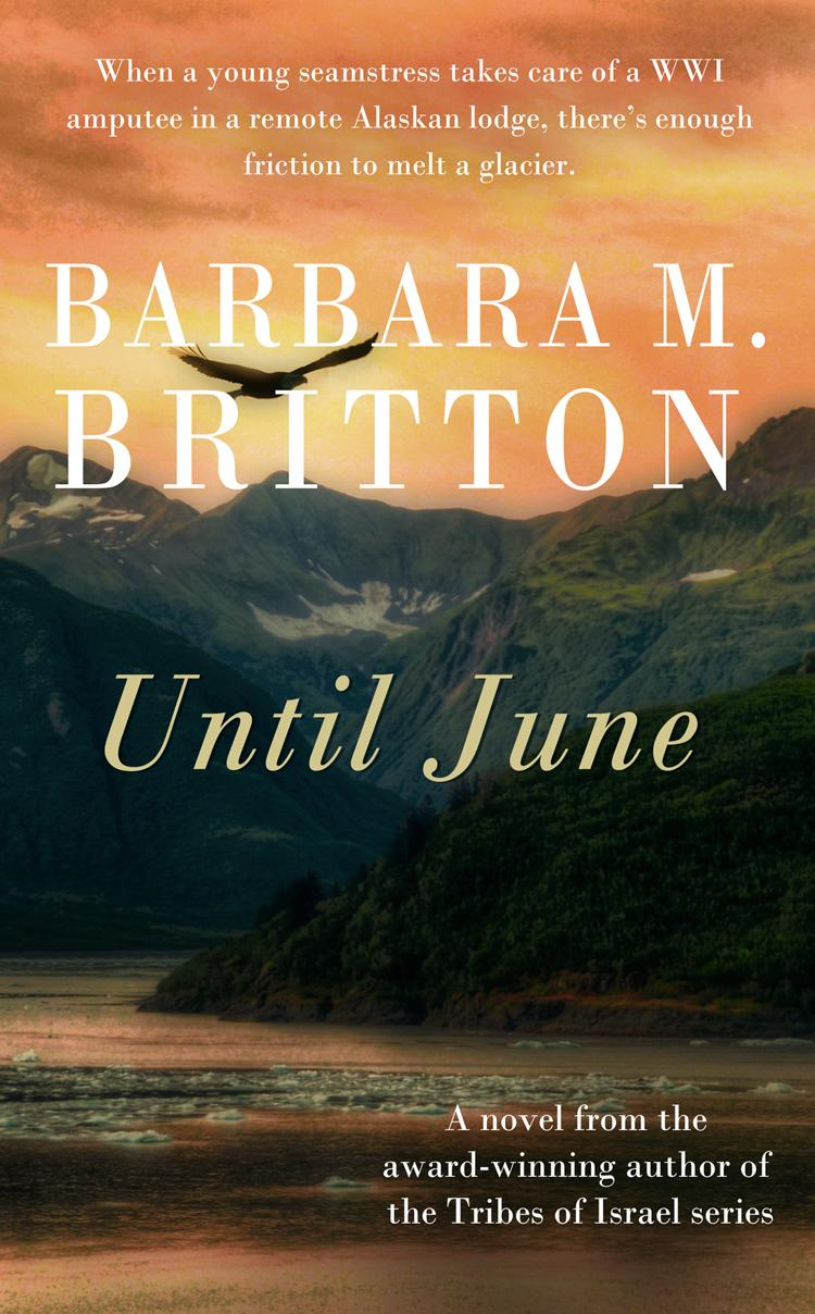 Welcome, author Barbara Britton